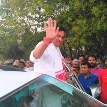 भगवाकरण से पंजे की छाप: 12 सालों में पहली बार भाजपा ने कहा कि मीडिया ने हराया चुनाव