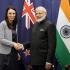मोदी ने न्यूजीलैंड की प्रधानमंत्री को दी जीत की बधाई