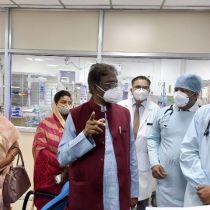 राज्य के सभी 150 केन्द्रों पर कोविड-19 वैक्सीनेशन का सफल संचालन