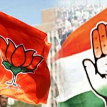 मप्र : मुरैना में 2 भाजपा नेता भिड़े, कांग्रेस ने वीडियो साझा कर चुटकी ली